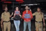 Richa Chadda, Nikhil Dwivedi Pose At The Trailer Launch Of Tamanchey