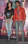 Richa Chadda, Nikhil Dwivedi At The Trailer Launch Of Tamanchey