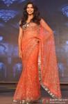 Deepika Padukone during the trailer launch of movie Happy New Year