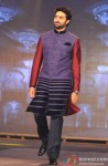 Abhishek Bachchan during the trailer launch of movie Happy New Year