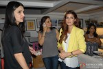 Twinkle Khanna At The Preview Of Classics In Crockery By House Proud