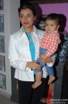 Schauna Chauhan Saluja At The Launch Of Classics In Crockery By House Proud