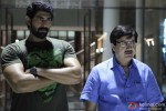 Rana Daggubati and Anupam Kher in Baby Movie Stills