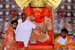 Abhishek BachchanPrays At Mooti Doonagri Ganesh Temple