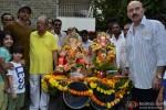 Hrithik Roshan Celebrates Ganpati With Family At Home