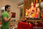 Tusshar Kapoor Celebrates An Elaborate Ganpati Festival At Home