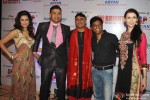 Payal Rohatgi, Sangram Singh, Rajit Kapur, Anand Kumar and Claudia Ciesla during the Med Scape India Awards