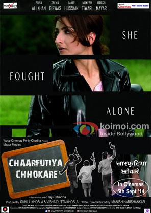 Chaarfutiya Chhokare Movie Poster