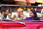 Aditya Roy Kapur, Anupam Kher and Parineeti Chopra in Daawat-E-Ishq Movie Stills Pic 1