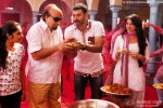 Anupam Kher, Aditya Roy Kapur and Parineeti Chopra in Daawat-E-Ishq Movie Stills Pic 1