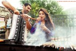 Aditya Roy Kapur and Parineeti Chopra in Daawat-E-Ishq Movie Stills Pic 4