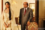 Parineeti Chopra and Anupam Kher in Daawat-E-Ishq Movie Stills Pic 3