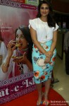 Parineeti Chopra during the promotion of movie 'Dawat-E-Ishq' at Big FM Studio