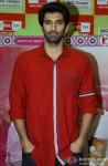 Aditya Roya Kapur during the promotion of movie 'Dawat-E-Ishq' at Big FM Studio