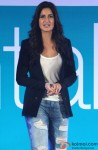 Katrina Kaif during the launch of Pantaloon's 'Bang Bang' Collections