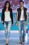 Katrina Kaif and Hrithik Roshan during the of launch Pantaloon's 'Bang Bang' Collections Pic 1