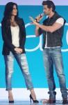 Katrina Kaif and Hrithik Roshan during the of launch Pantaloon's 'Bang Bang' Collections Pic 3
