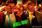 Ali Zafar, Parineeti Chopra and Ranveer Singh in Kill Dil Movie Stills Pic 1