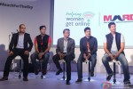 Salim Merchant, Farhan Akhtar and Sulaiman Merchant during the launch of MARD song Pic 2
