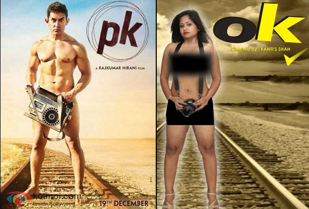 PK and OK Movie Poster
