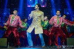 Abhishek Bachchan performed SLAM! The Tour at Sears Center Arena in Chicago Pic 3