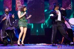Kanika Kapoor performed SLAM! The Tour at Toyota Center in Houston