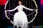 Deepika Padukone performed SLAM! The Tour at Toyota Center in Houston