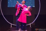 Boman Irani and Farah Khan performed SLAM! The Tour at Toyota Center in Houston