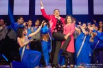 Boman Irani and Farah Khan performed SLAM! The Tour at Jiffy Lube Live in Washington DC