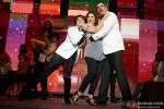 Vivaan Shah, Farah Khan and Boman Irani performed SLAM! The Tour at Jiffy Lube Live in Washington DC