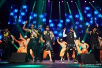 Vivaan Shah, Sonu Sood, Shah Rukh Khan, Honey Singh and Abhishek Bachchan performed SLAM! The Tour at Jiffy Lube Live in Washington DC