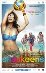 Akshay Kumar, Lisa Haydon, Anupam Kher, Annu Kapoor, Piyush Mishra and Rati Agnihotri starrer The Shaukeens Movie Poster 2