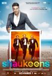 Akshay Kumar, Lisa Haydon, Anupam Kher, Annu Kapoor, Piyush Mishra and Rati Agnihotri starrer The Shaukeens Movie Poster 6