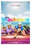 Akshay Kumar, Lisa Haydon, Anupam Kher, Annu Kapoor, Piyush Mishra and Rati Agnihotri starrer The Shaukeens Movie Poster 7