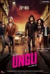 Sanjay Dutt, Emraan Hashmi, Kangana Ranaut, Angad Bedi, Randeep Hooda and Neil Bhoopalam starrer Ungli Movie Poster 2