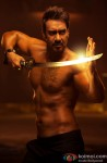 Ajay Devgn in Action Jackson Movie Stills Pic 3