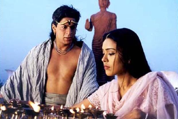 Image result for asoka shahrukh khan