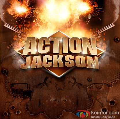 Ajay Devgn's 'Action Jackson' movie poster logo