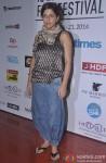 Zoya Akhtar during the 16th MAMI Film Festival in Mumbai