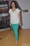 Amrita Pandey during the 16th MAMI Film Festival in Mumbai