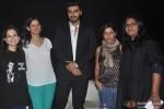 Anupama Chopra, Amrita Pandey, Arjun Kapoor, Zoya Akhtar and Smriti Kiran during the 16th MAMI Film Festival in Mumbai