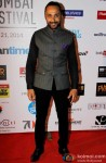 Rahul Bose during the opening ceremony of 16th MIFF