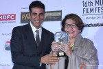 Akshay Kumar and Helan during the opening ceremony of 16th MIFF