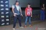 Hrithik Roshan during the kids special screening of movie 'Bang Bang' Pic 3