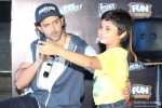 Hrithik Roshan during the kids special screening of movie 'Bang Bang' Pic 4