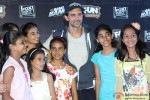 Hrithik Roshan during the kids special screening of movie 'Bang Bang' Pic 6