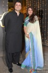 Goldie Behl and Sonali Bendre during Shilpa Shetty's Grand Diwali Bash