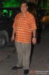 David Dhawan during Shilpa Shetty's Grand Diwali Bash