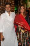 Siddarth Anand and Mamta during Shilpa Shetty's Grand Diwali Bash