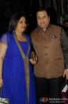 Sneha and Ramesh Taurani and during Shilpa Shetty's Grand Diwali Bash